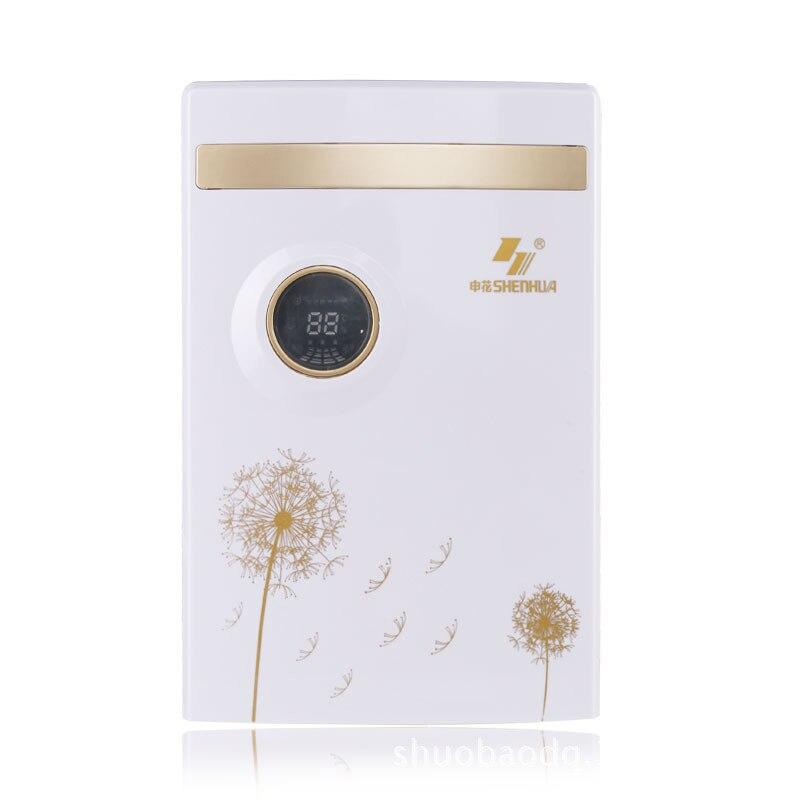 Déshumidificateur électrique portatif 1080 ml/jour ménage sécheur d'air muet purificateur d'air LED Intelligent absorbant l'humidité