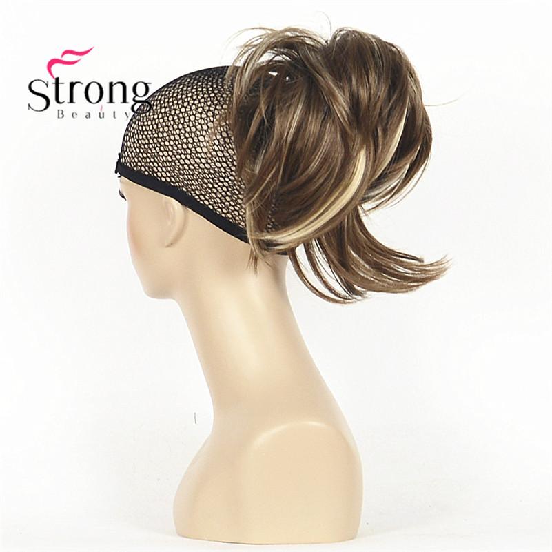 для женщин дамы обувь для девочек синтетические короткие вьющиеся удивительные форма коготь клип хвост пони хвост наращивание волос цвет выбор