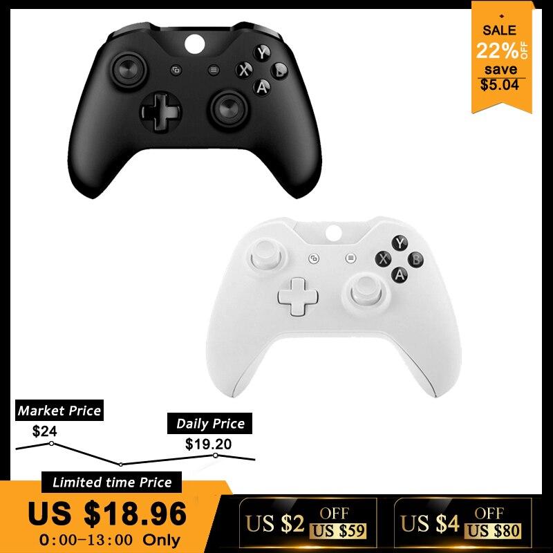 Wireless Gamepad para Xbox un controlador Jogos Mando Control para consola Xbox One S Joystick para X caja uno para PC Win7/8/10
