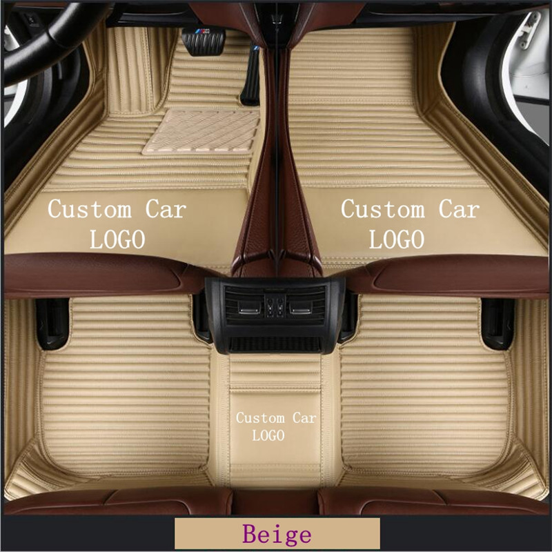 Car-Floor-Mats Carpet-Cover Auto-Foot-Pad Automobile Class-W211 Custom Mercedes-Benz title=