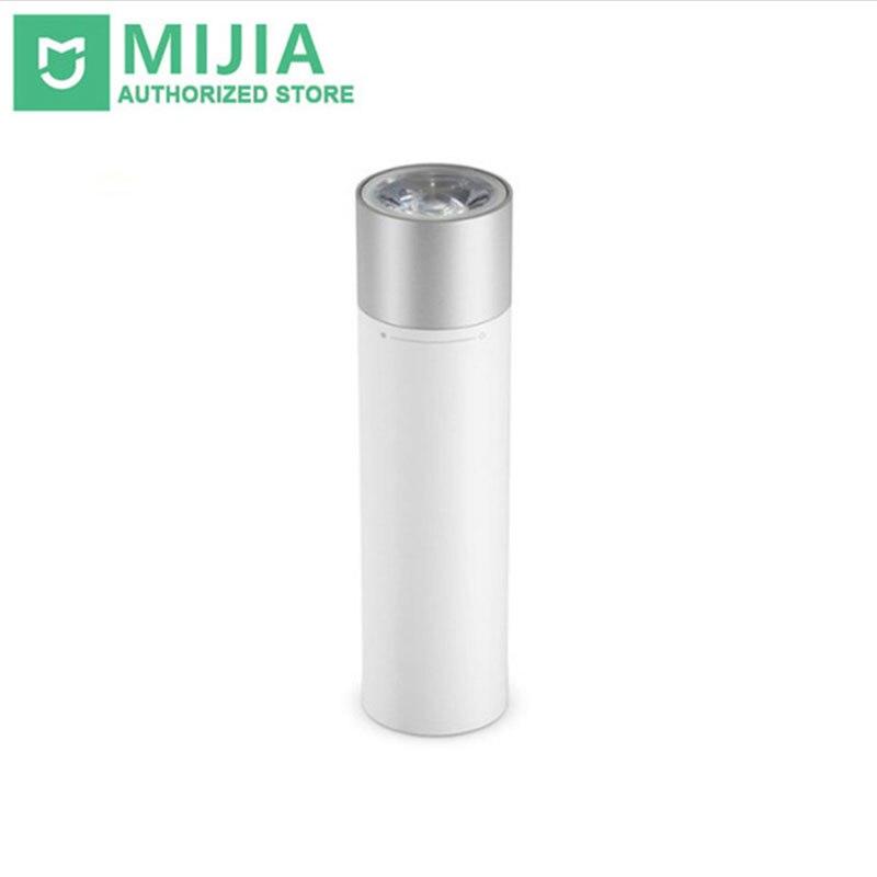 Original Xiaomi Portable 11 Grade Brilliance Control Extreme Simple Design 3350mAh Li-Battery Emergency Charging מסרק כינים