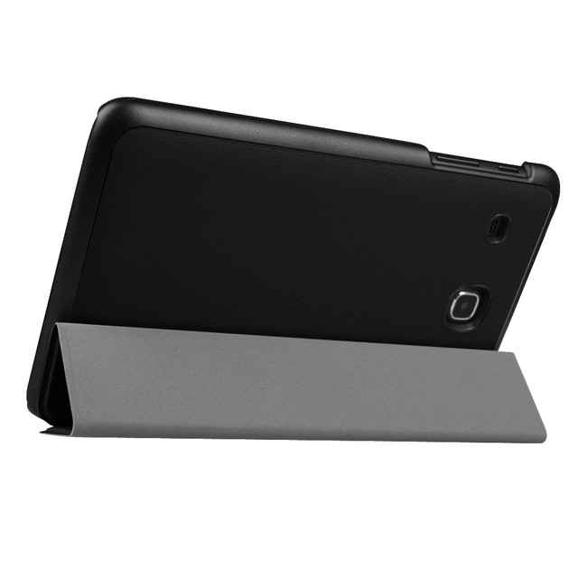 Multi Angle For View And FolioTop Adjustable Tab Design Slim Ultra Case Cover For Samsung Galaxy Tab E 9.6 Inch SM-T560