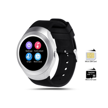 ZAOYIEXPORT L6 Bluetooth 4 0 Smartwatch Phone Support SIM Card for Android IOS Smartphone Handsfree Speaker