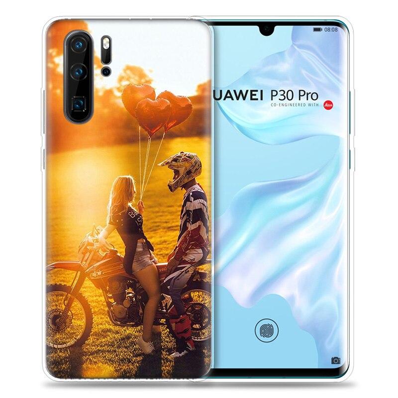 טלויזיות, פלאזמות, LCD Case מוטוקרוס אופנועים dirtbikes הצלב עבור Huawei P20 P30 P חכם Z פלוס נובה 5 5i P10 Mate P9 10 20 lite סיליקון פרו תיקים טלפון (2)