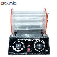 GOXAWEE 12 кг ювелирных изделий, шлифовальные машины роторного стакан полировщик мини шлифовальные машины для ювелирные инструменты и оборудов