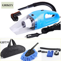 120W Portable car vacuum cleaner 12V/24V Strong vacuum cleaner for machine Car Vacuum Cleaner Wet And Dry With Filter