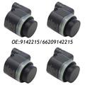 4PCS PDC Ultrasonic Parking Sensor For BMW E60 E61 E63 E64 E70 E71 E83 66209142215 9142215