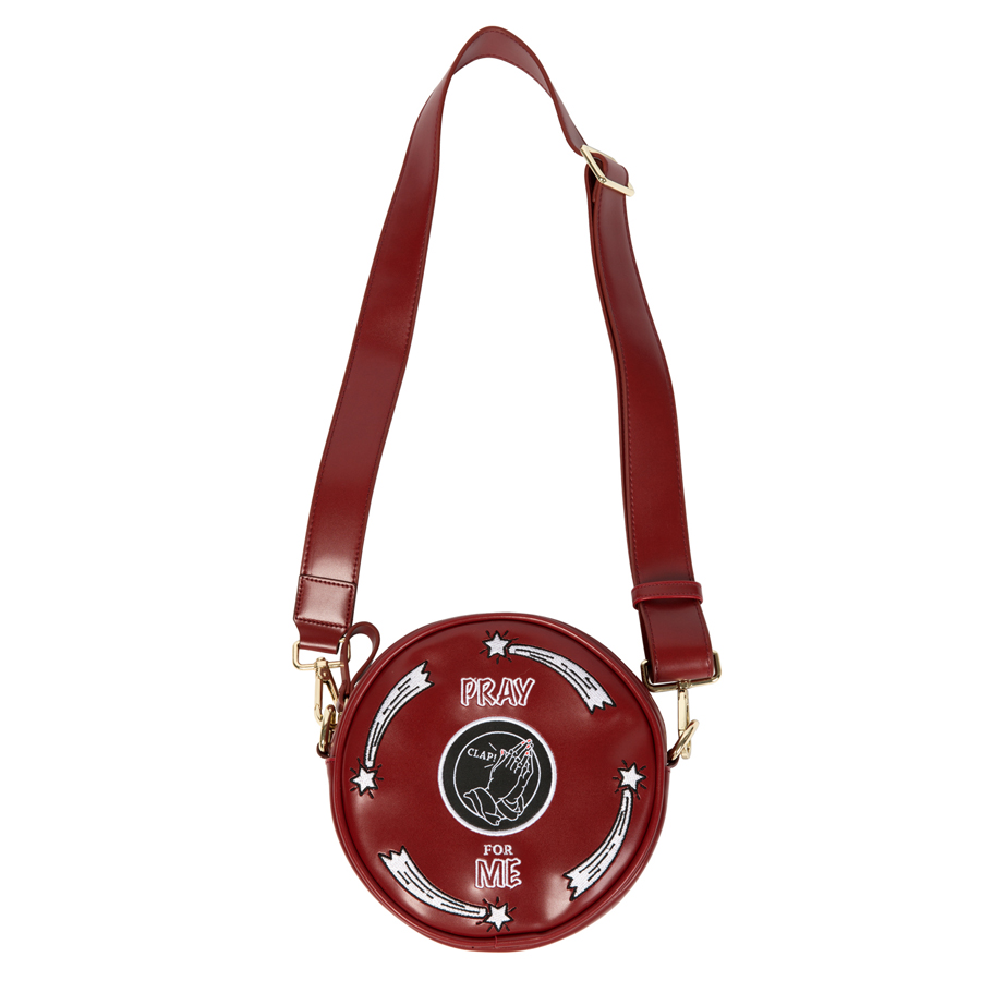 2018 new Kiitos Life retro circular oil leather messenger bags for women in True series 1