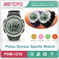 Steps Calories Counter Memory Pedometer Wireless Heart Rate Monitor Pulse Watch