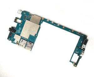 Image 2 - Sbloccato Ymitn Mobile Pannello Elettronico Mainboard della Scheda Madre Circuiti Cavo Della Flessione Per Sony Xperia C5 Ultra E5506 E5553 E5533 E556