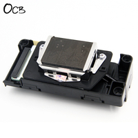 Brand New F160010 Unlocked Printhead DX5 Print Head For Epson 7800 9800 4400 4800 7400 9400 (Water Based Grey Face)