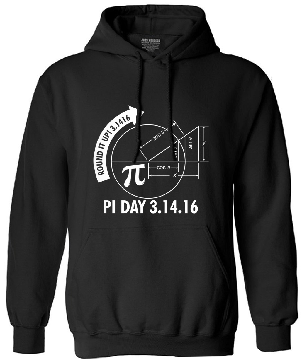 Pi Day 2017 3.1416 Round It Up Math Graph STEM sweatshirt men fashion autumn 2017 male brand clothing hooded mens streetwear mma