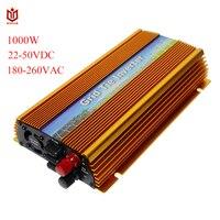 MAYLAR@ 22 50VDC 1000W Solar Grid Tie Inverter with MPPT PV on Grid Inverter, Output 180 260V.50hz/60hz, For Alternative Energy