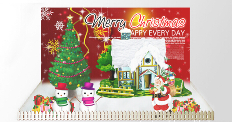 2019 25x19cm Multicolor Paper Magical Grow Christmas Home Box Tree Magic Growing Trees Discovery Toys Science For Children 2PCS