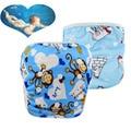 Baby washable swim diapers baby girls Boys swimwear Reusable Infant swim Training Panties babies waterproof cloth diaper
