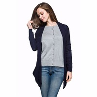 New Style Spring Autumn Women Casual Thin Computer Knitted Sweater Open Stitch With Free Shipping