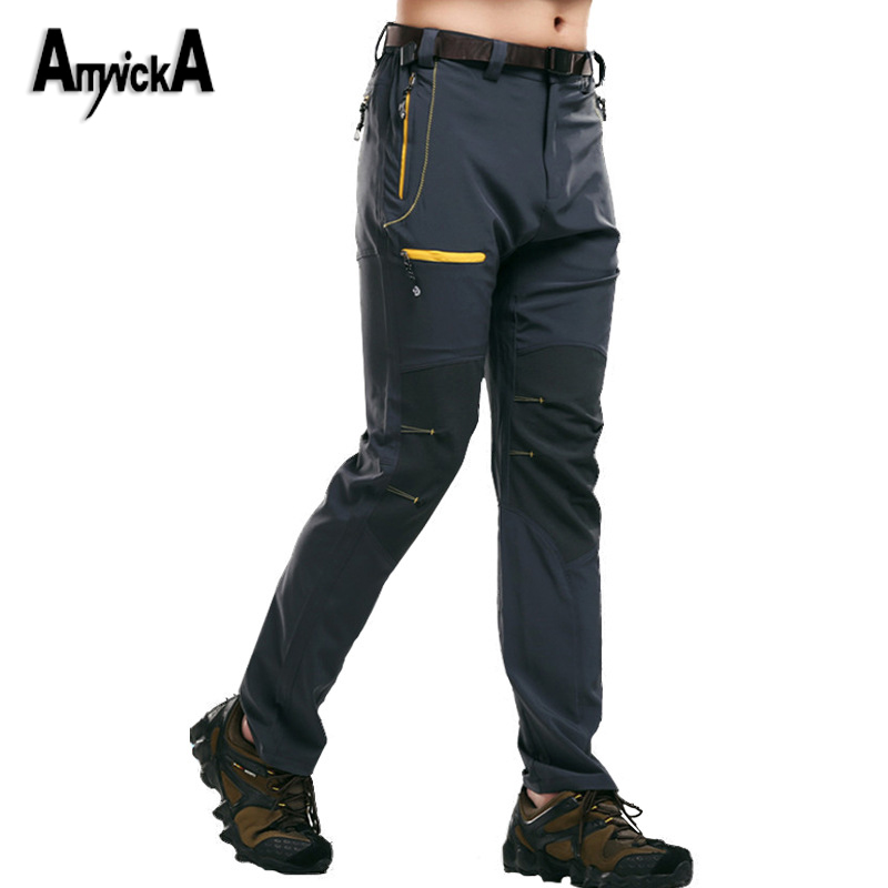 AmynickA Hiking Pants Men Quick Dry Breathable Outdoor Pants For Camping Climbing Trekking Fishing Male Trousers XL-5XL A88 eric wallace mister terrific vol 1 mind games the new 52