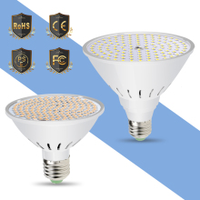 E27 LED Spotlight Bulb 15W 20W High Power SMD 2835 Corn Lamp 126 200leds Lampada Spot Light AC85-265V No Flicker