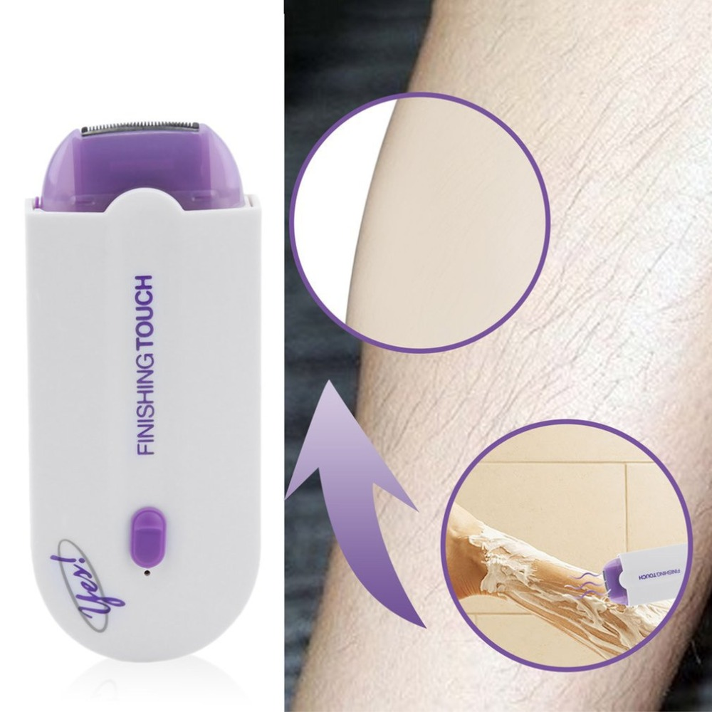 Hot Laser Epilator Hair Removal Women Multifunction Cordless Body Facial Hair Razor Electric Hair Trimmer EU/US/UK/AU Plug healthcare gynecological multifunction treat for cervical erosion private health women laser device