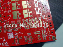 100% Positive Feedbacks Free Shipping Low Cost Two Layers Quickturn PCB Boards Prototype Manufacturer Fast Sale 013
