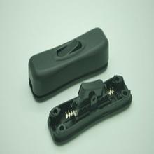 лучшая цена 2pcs/lot Ship form online switch pressure type bedside lamp switch line switch 304