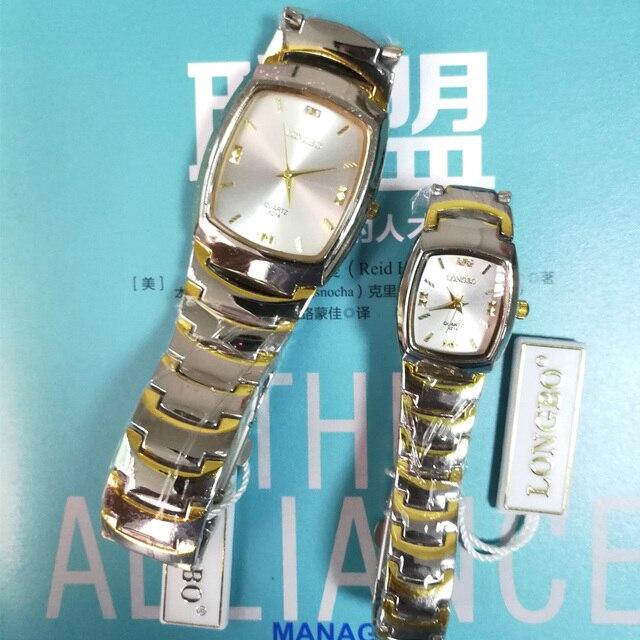 Time-limited Fashion Bracelet Watch Stainless Steel Men Watch Waterproof Sports