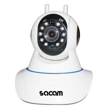 SACAM 2MP 1080P IP Camera Full HD P2P WiFi Wireless Pan Tilt Onvif Home Security Network Web Cam Night Vision 2-way Audio Remote 5