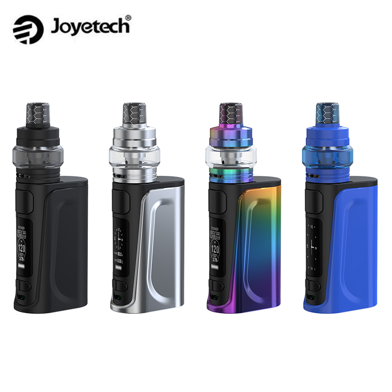Original Joyetech eVic Primo Fit with 3ML EXCEED Air Plus kit 80W Primo Fit Box MOD Vape 2800mah Battery Electronic Cigarette цены онлайн