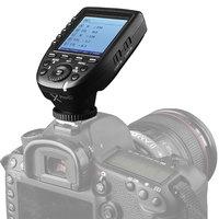 Godox XPro Flash Trigger Transmitter E TTL II HSS 2.4G Wireless X for Nikon Sony Fujifilm Canon Olympus Camera Flash Trigger