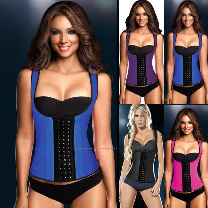 479e116811d Free Shipping Wholesale Retail Body Shaper Weight Loss Strap Modeling Of  Body Latex Waist Trainer 5xl Waist Trainer Corset-in Waist Cinchers from  Underwear ...