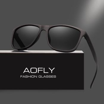 AOFLY Brand Design Polarized Sunglasses Men Driving Sun Glasses Vintage Retro Mirror Goggle Eyewear Male Gafas De Sol AF8031