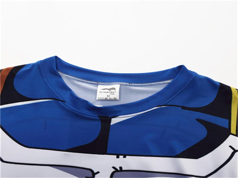 Dragon Ball Z T Shirts Neck