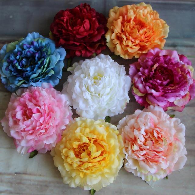 16 cm big peony head artificial flowers silk flower craft wedding 16 cm big peony head artificial flowers silk flower craft wedding home christmas decoration needle art mightylinksfo
