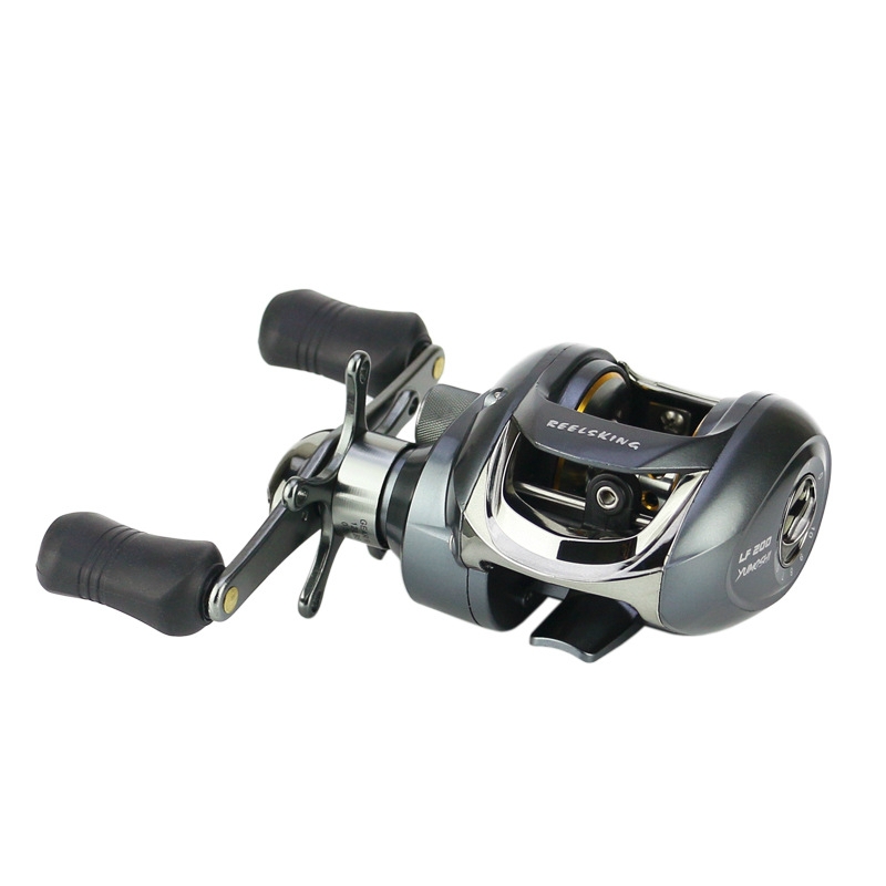 High Quality Baitcast Reel Bait Casting Fishing Wheel for Lure Gear Ratio 6.2:1 12+1 Bearings Fishing Reel for Casting Lure Rod nunatak combo bait casting reel viper 11 bb fishing gear lec casting rod 2 1 m 2 4 m fishing rod lure weight 1 4 3 4 o