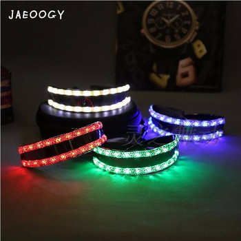 Free shipping high quality LED glasses, Halloween Christmas parties, fluorescent performances, props, rock and Music Festival