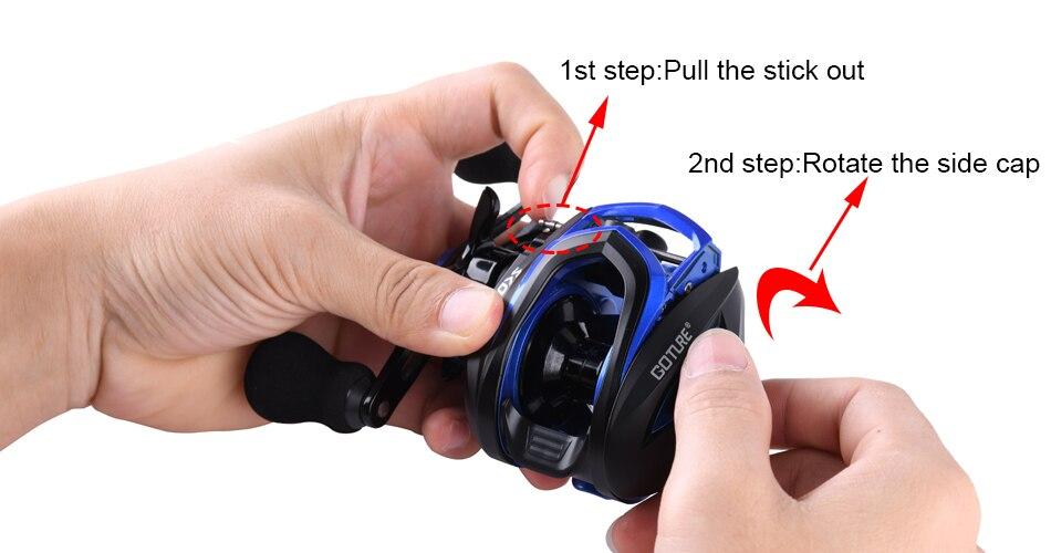 Angeln Rabatt Magneten Bremse 16
