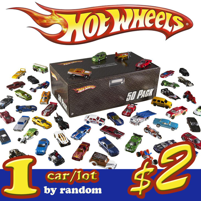 72 Style Original Hot Wheels 1:64  Metal Mini Model Car Kids Toys For Children Diecast Brinquedos Hotwheels Birthday Gift C4982