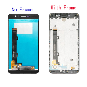 Image 2 - 5.0 With Frame Display For Huawei Honor 4C Pro TIT L01 LCD Display Touch Screen Digitizer Assembly Replacement +Frame +Tools