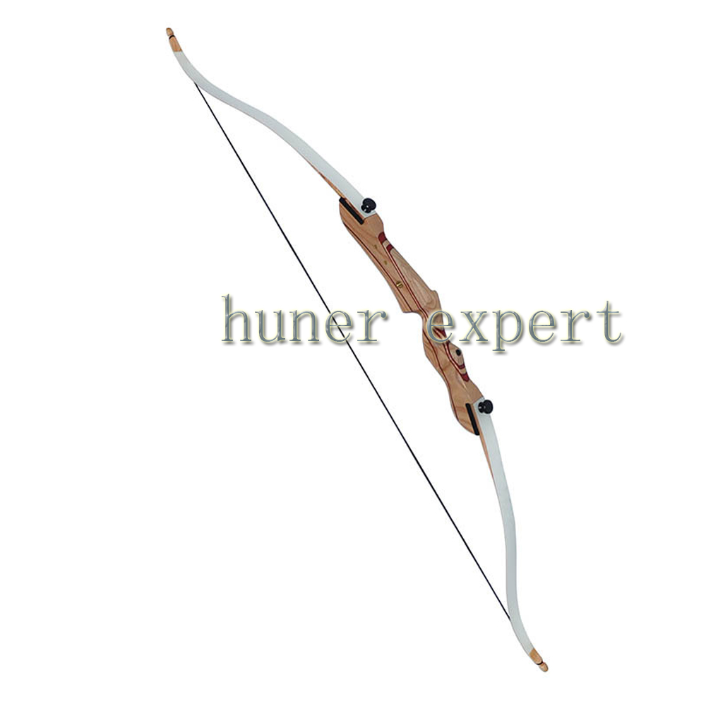 ФОТО One wooden take-down bow 28lbs children training 68'' longbow for right  handed archer w/fiberglass bow limbs