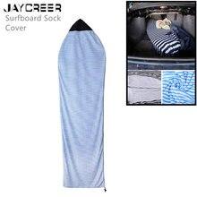 JayCreer Surfboard Sock Cover-светильник Защитная сумка для вашей доски для серфинга [выберите размер и цвет]