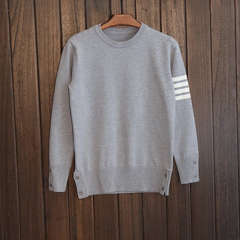 Free shipping New Fashion 2019 Autumn Winter Man Wool Pullovers Men warm Casual Sweaters