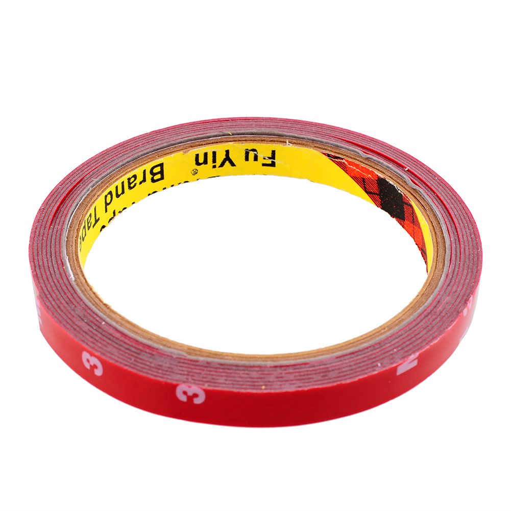 Hotsale 1pcs 3m double sided super sticky adhesive tape higher quality than washi tape in beautiful