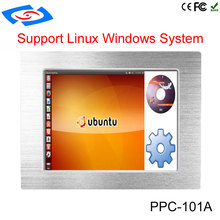 10,1 дюймов Сенсорный экран Панель PC Поддержка Оперативная память 4 г SSD 128 г модуль Wi-Fi