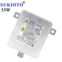 SUKIOTO New D1S D1R D3S 55W HID Xenon Ballast 55W Control Unit OEM 8K0941597C 8K0941597E 8K0941597 Headlight Lamp HID Ballast