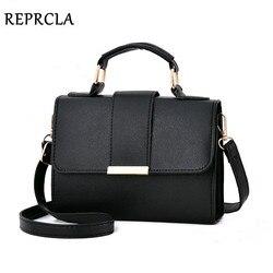 413acc9ed206 Cla 2018 летняя модная женская сумка кожаные сумочки PU сумка на плечо  маленькая Лоскутная сумка через