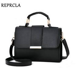 Cla 2018 летняя модная женская сумка кожаные сумочки PU сумка на плечо маленькая Лоскутная сумка через плечо для женщин сумки-мессенджеры