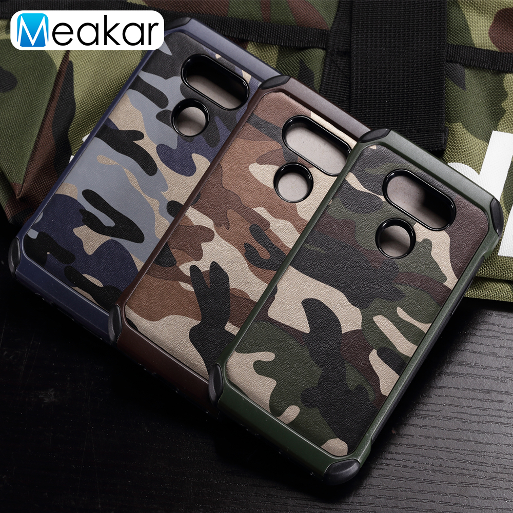 Camouflage Military Phone Case 5.3for Lg G5