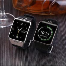 LG128 GT88 S Mart W Atchบลูทูธสมาร์ทนาฬิกาสำหรับAndroid IOSโทรศัพท์สนับสนุนซิมการ์ดTF SMS FM 1.3เมตรกล้องMP3สมาร์ทwatchs