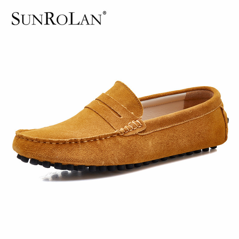 sunrolan shoes size 12 13 hombre mocassin homme shoes