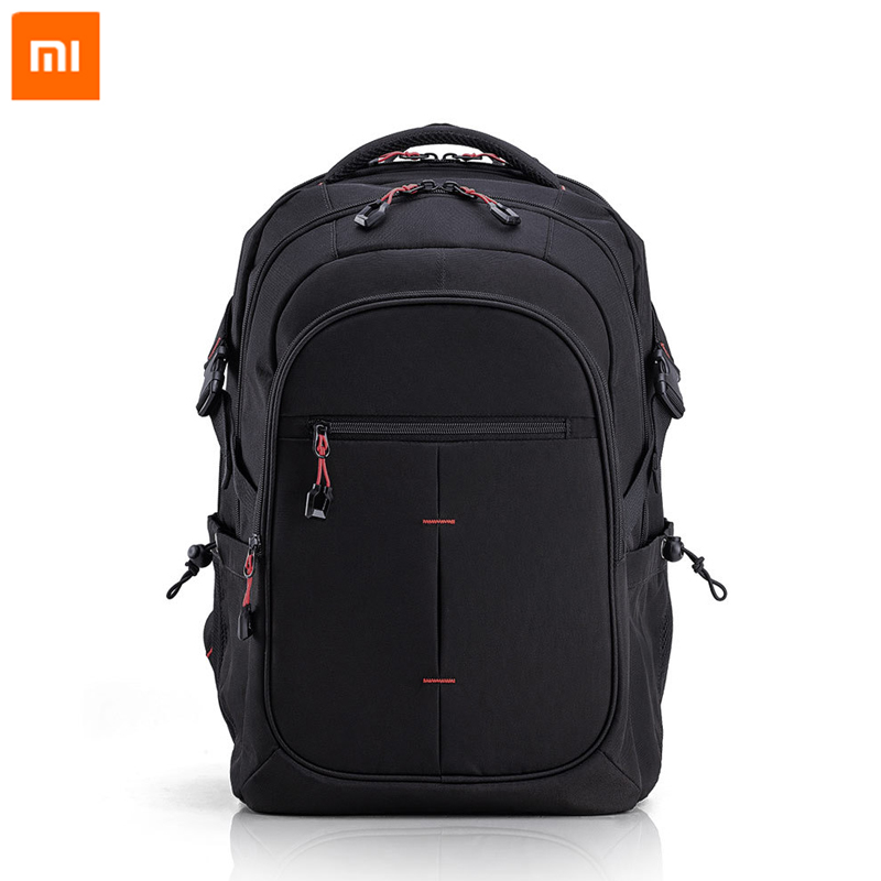 xiaomi UREVO 25L Large capacity multi function backpack 4 levels waterproof Multiple compartment storage Comfortable strap